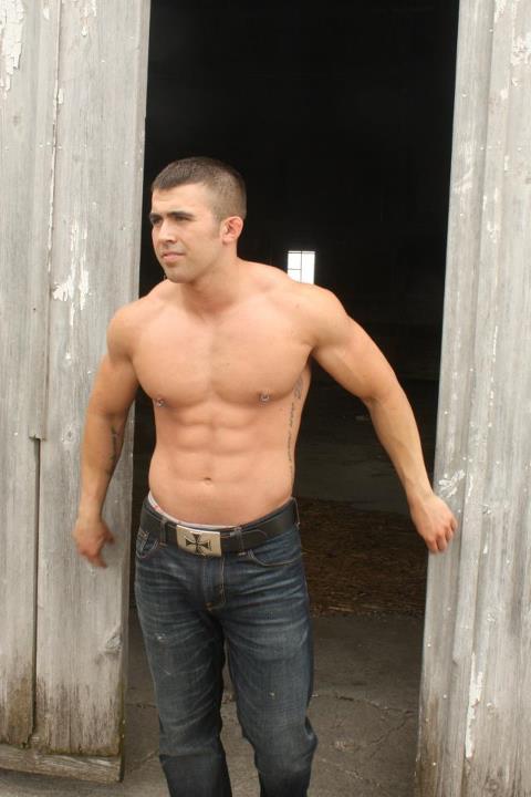 Male model photo shoot of Eugene Landry by Patrick C Granger