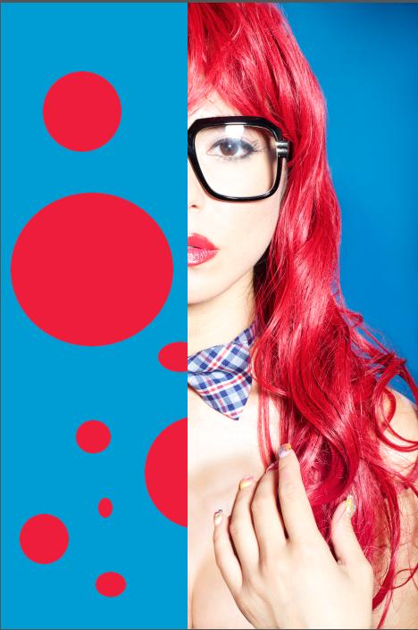 Male model photo shoot of PREVOYEZ RED in DC Studio