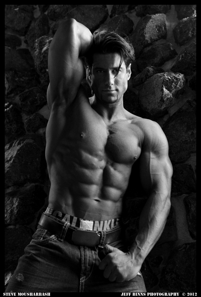 Male model photo shoot of Jeff Binns Photography in Chicago