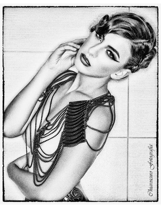 Female model photo shoot of Elizabeth Michelle