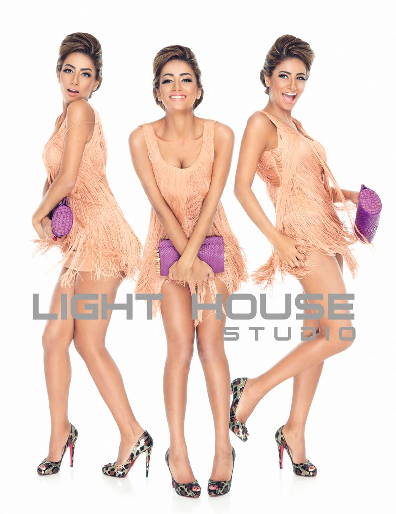 Light House Studio Dubai Jun 20, 2012 Light House Studio 1 girl 3 looks