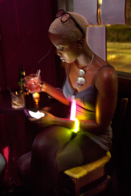 Jun 21, 2012 Free with phone and glow sticks