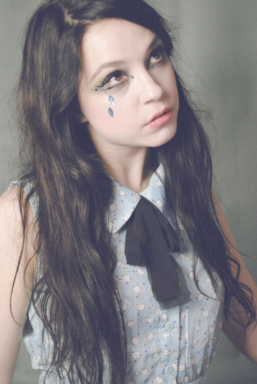 Female model photo shoot of Natanya Waybourne