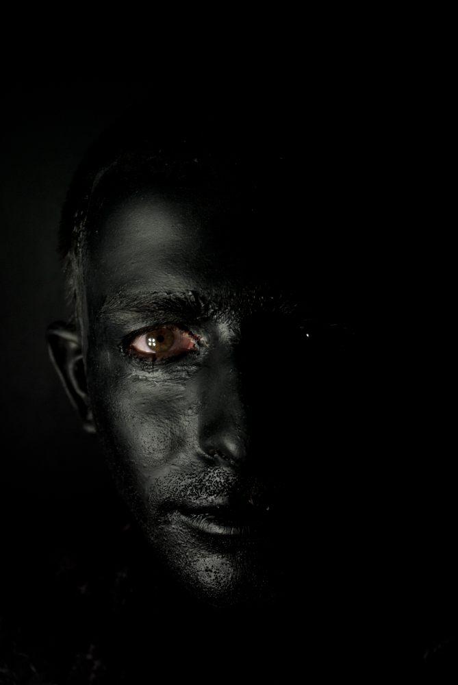 Male model photo shoot of Brian Erickson in Erickson Photography Studio