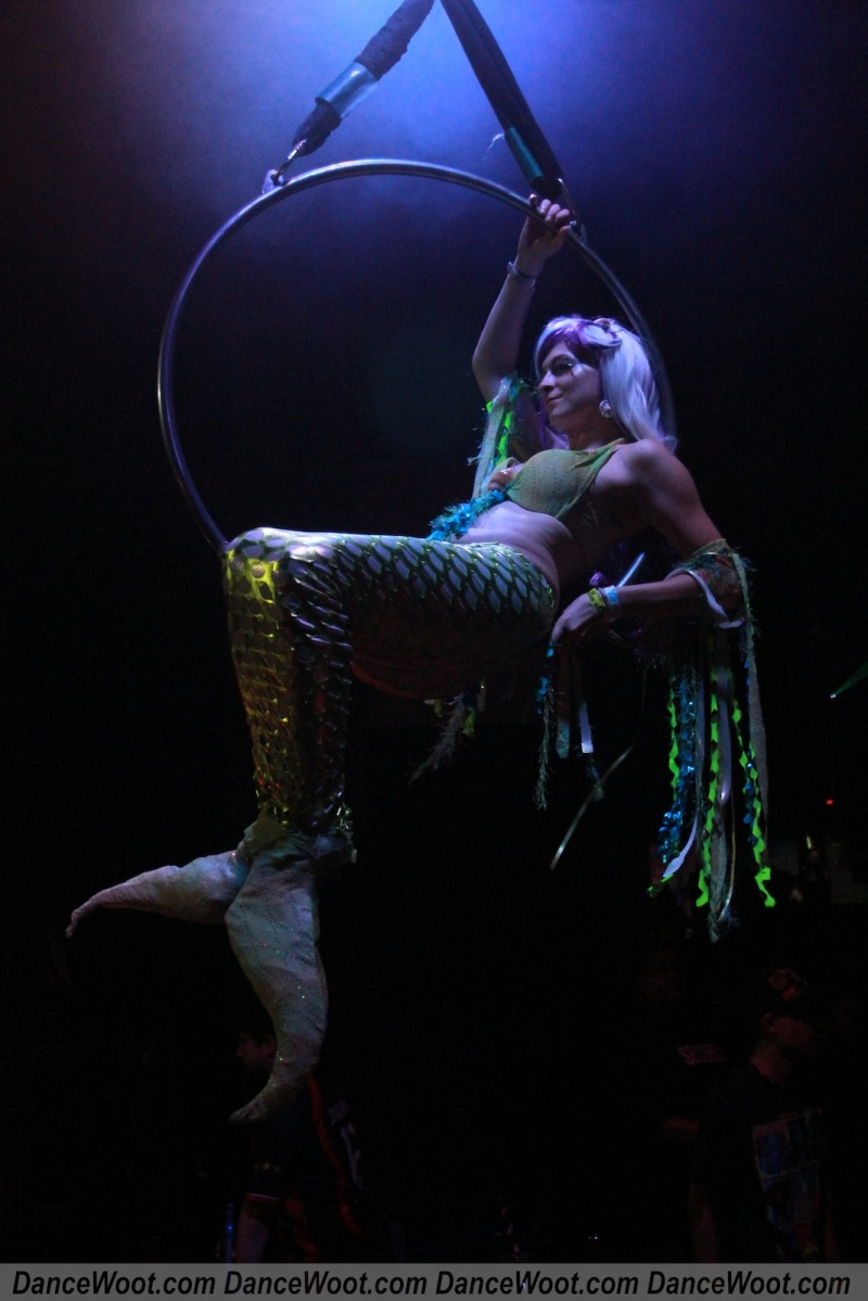 Washington, DC Jun 22, 2012 DanceWoot.com Lyra Mermaid