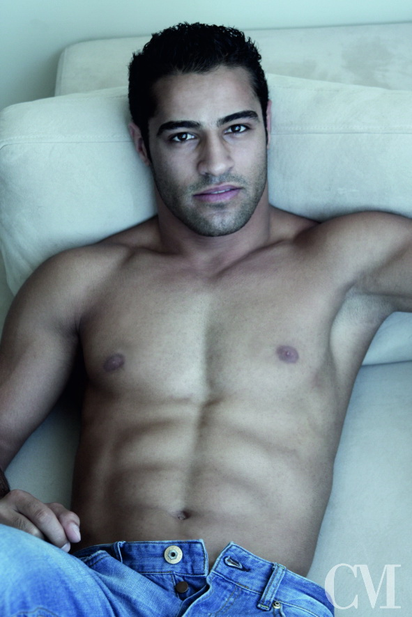 Male model photo shoot of Christian Malliani
