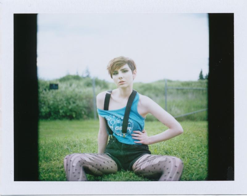 Jun 24, 2012 Avarie, Mamiya RB67 Polaroid