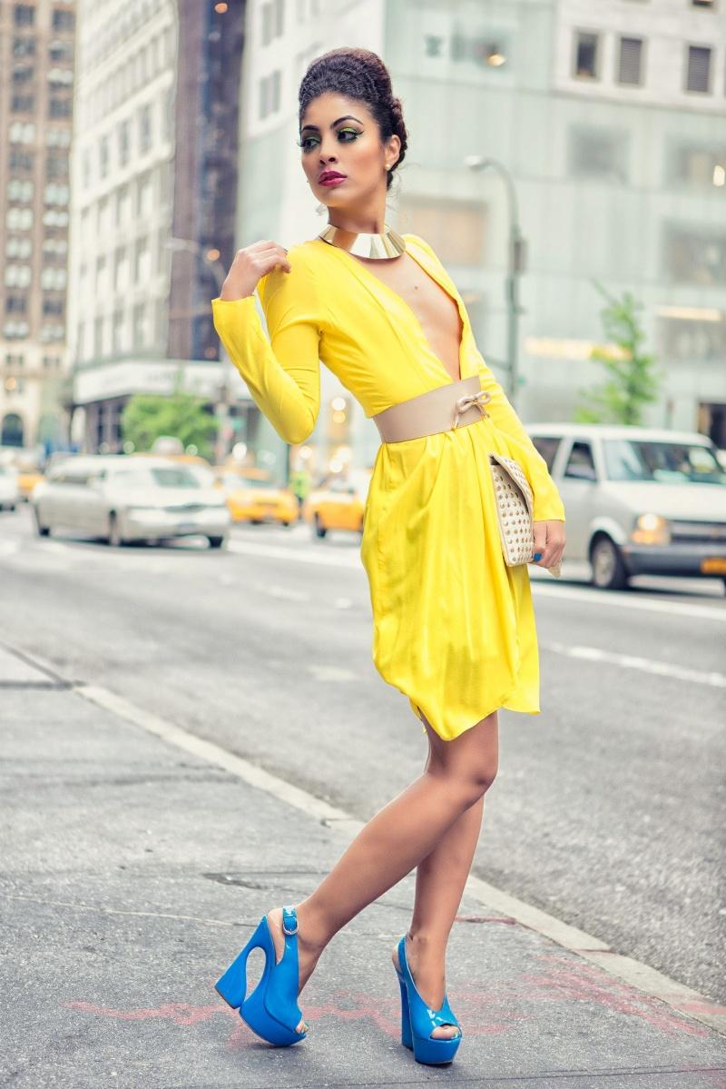 5th ave, New York Jun 25, 2012 Photographer: Malcolm Flythe