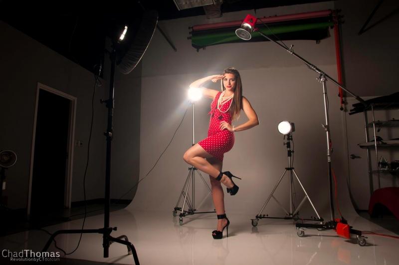 Female model photo shoot of Kate Melde