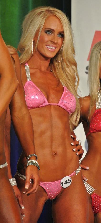 Culver City CA, Jun 26, 2012 NPC bikini Competition