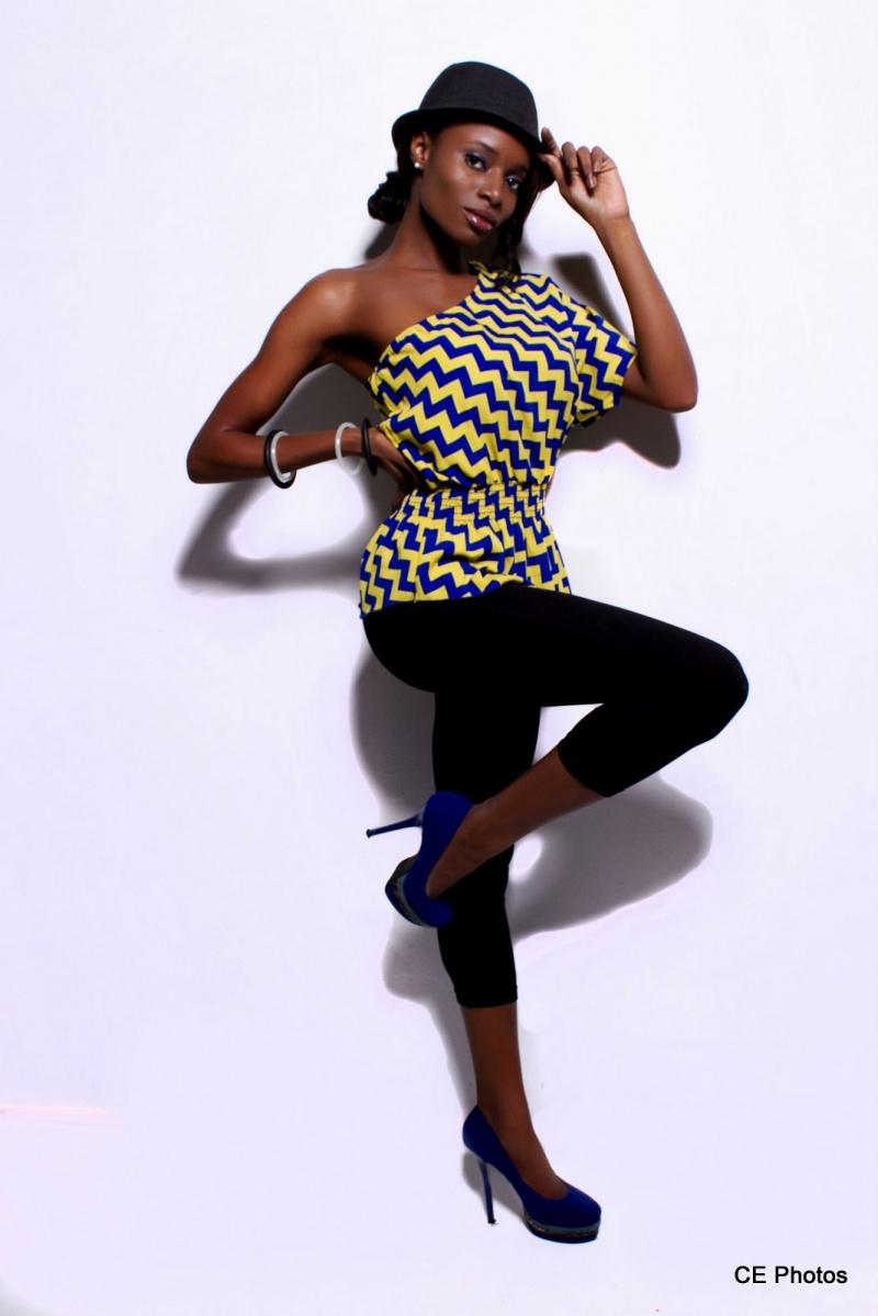 Female model photo shoot of Jelissa Harris