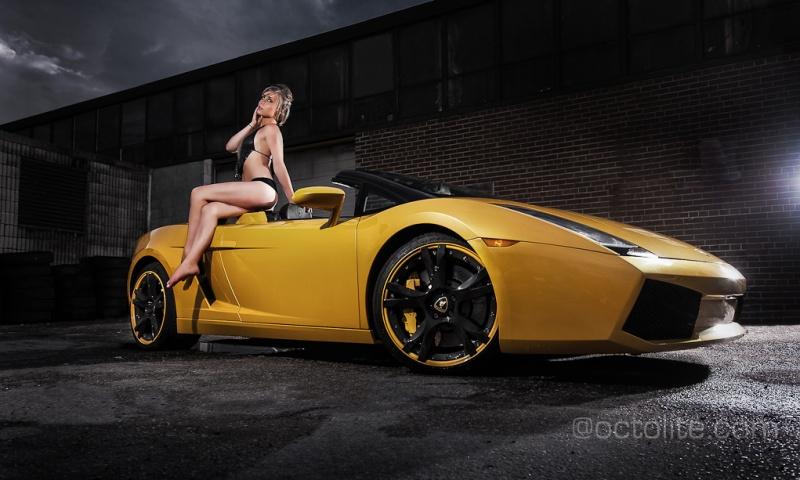 Toronto Jun 28, 2012 Gerardo Moreno ©2012 Lamborghini Girl