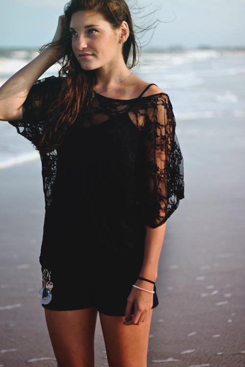 Female model photo shoot of Tyler Jade Photography in Atlantic Beach