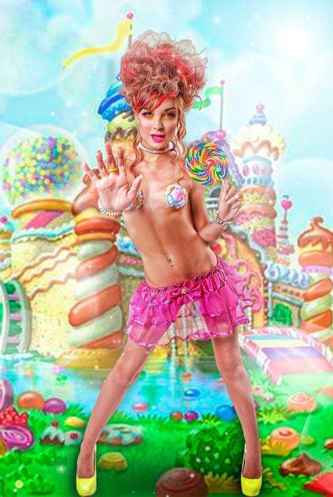 JDM Studio Jul 01, 2012 JDM Media Group Candy Land