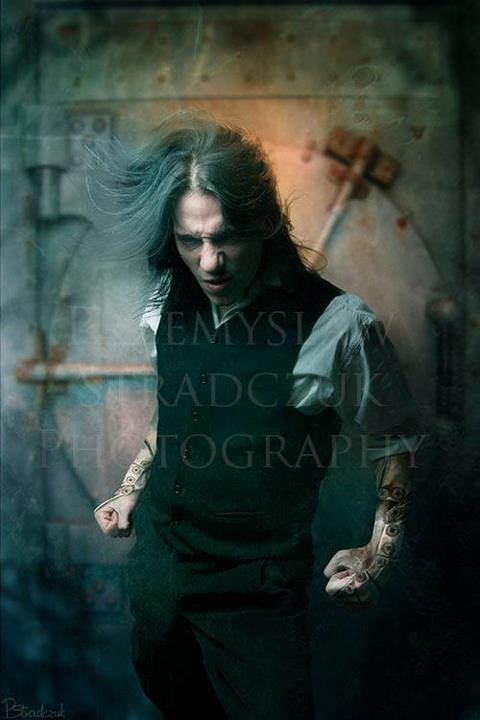 Male model photo shoot of Demondaz in Studio