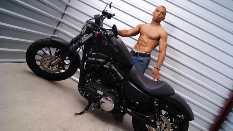Texas Jul 04, 2012 Troy Foryre LLC Man and Machine (Self Portrait)