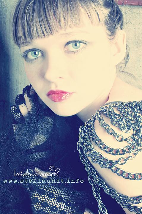 Female model photo shoot of Kristina Roach in cincinnati, ohio