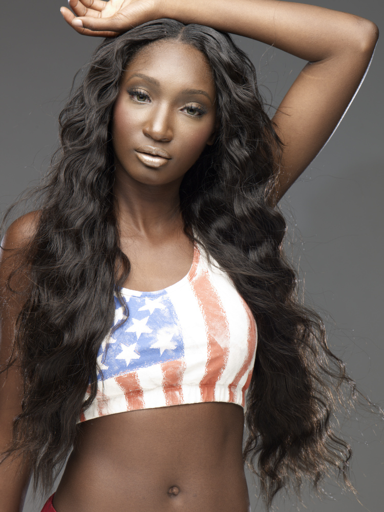 Jul 05, 2012 From The Virgin Hair Fantasy photo shoot 6/29/2012 (not retouched)