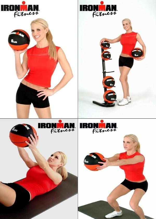 Jul 05, 2012 Ironman Fitness Ad