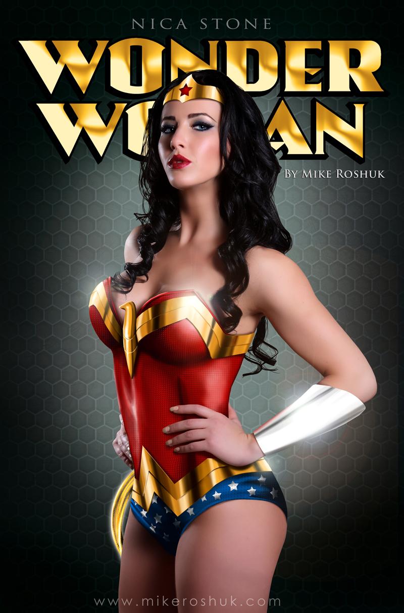 Edmonton, AB Jul 05, 2012 Mike Roshuk Wonder Woman