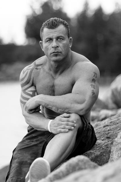 Male model photo shoot of paul roney in on the lakeshore