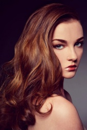 wedding hair styles where professional models meet model photographers 1337