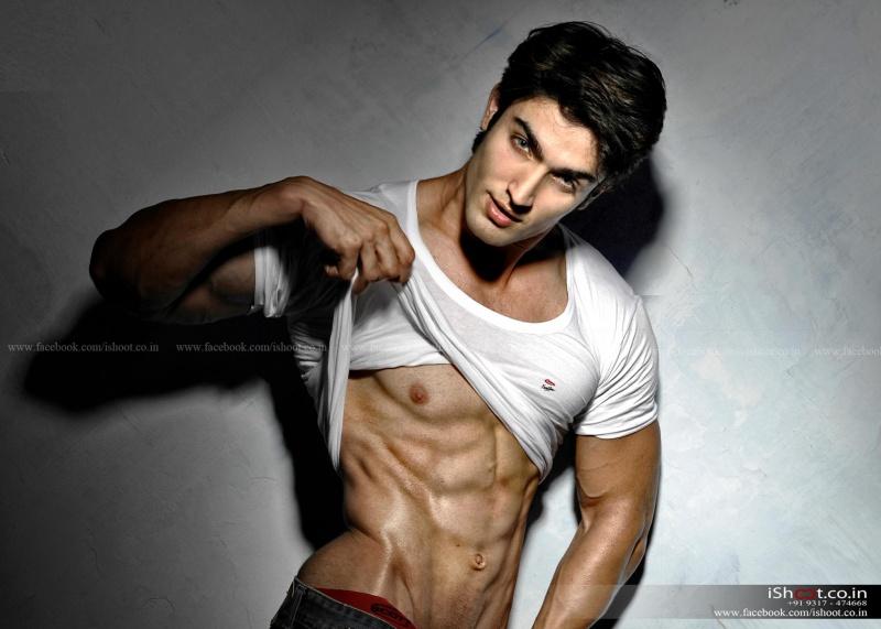 Male model photo shoot of Nawab Faizi in India