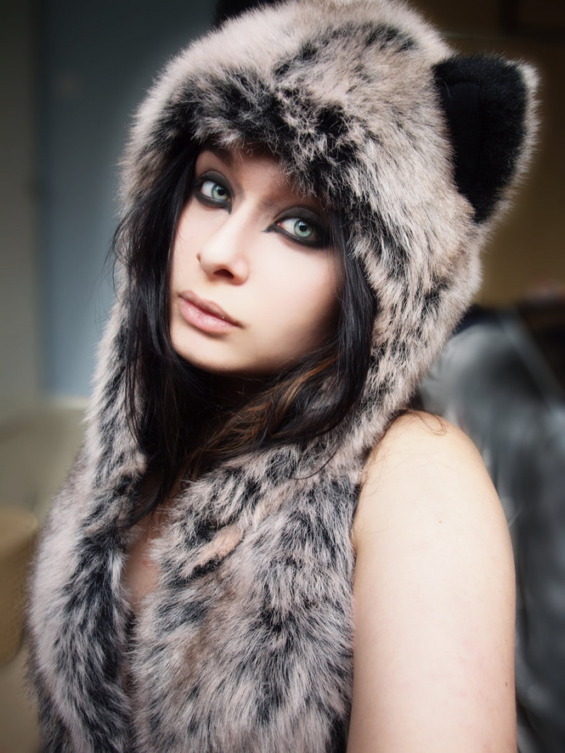 Jul 06, 2012 grey wolf spirithood