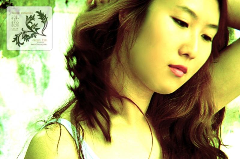 Female model photo shoot of MikanneJ Photography in Seonyudo Park, Seoul SOUTH KOREA.