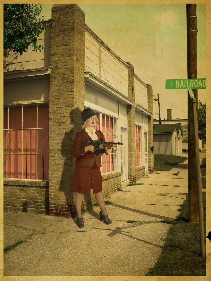 Wellston, Ohio Jul 08, 2012 2012 E. Clark Small Town Spree