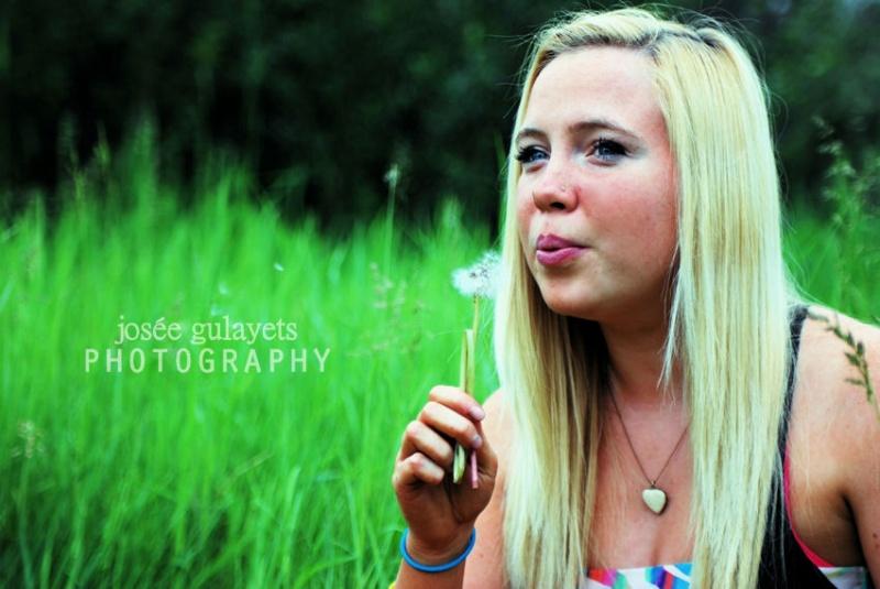 Female model photo shoot of JoseeGulayets
