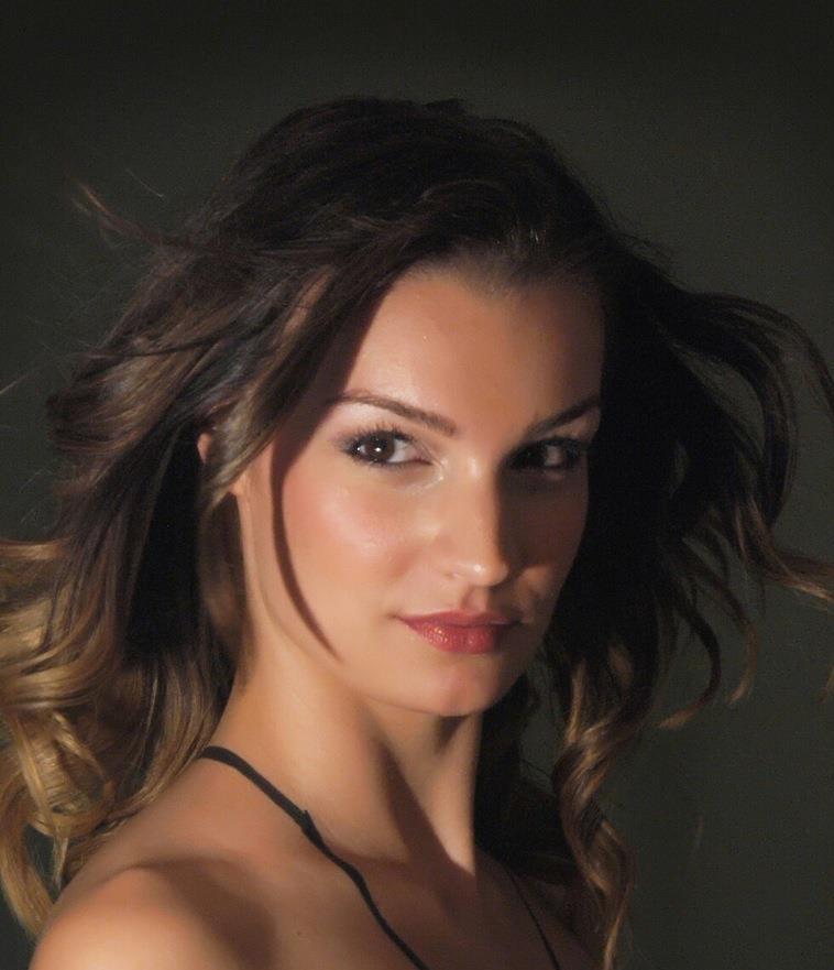 Amy Rapp, Model, El Paso, Texas, US