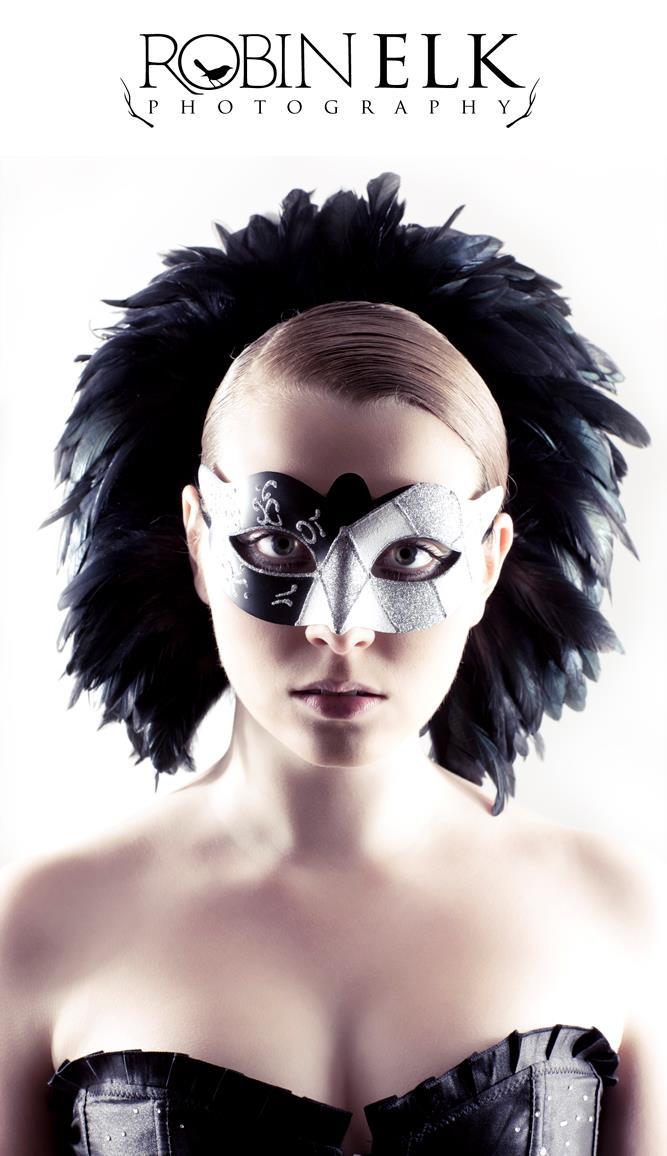 Bendigo Jul 09, 2012 Robin Elk Photography Black Swan inspired shoot
