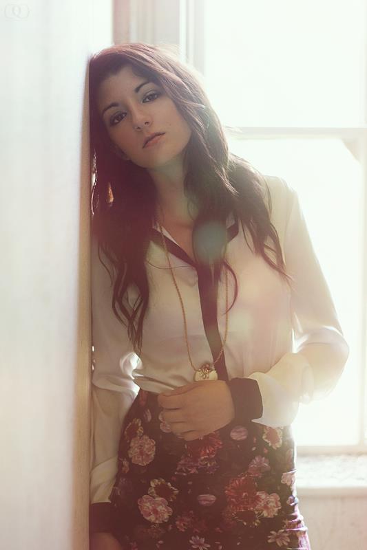 Female model photo shoot of Megan Lovering in London, Ontario