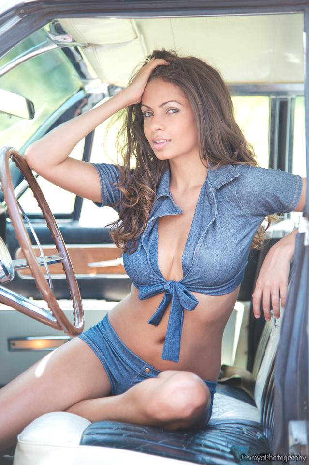 nude Aisha jamal