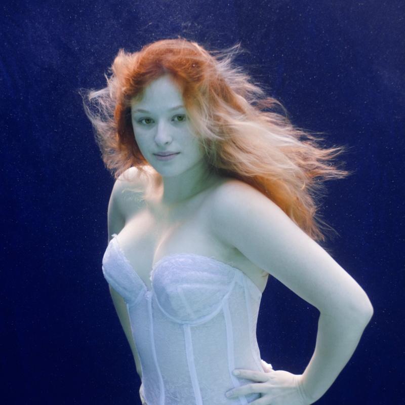 Underwater Jul 11, 2012 M. A. Mathews Heartbreaker