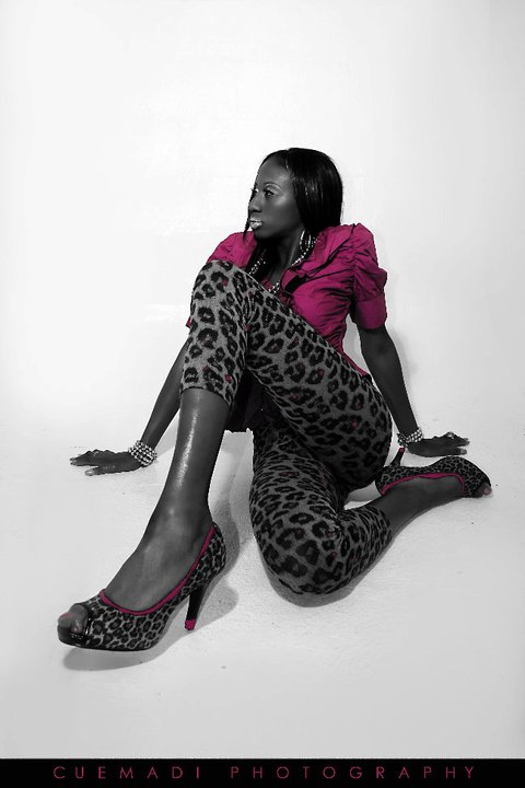 Female model photo shoot of Sharnae Moore