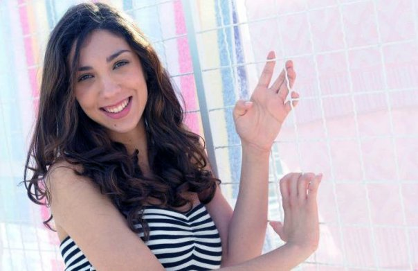 Female model photo shoot of KiddoGear