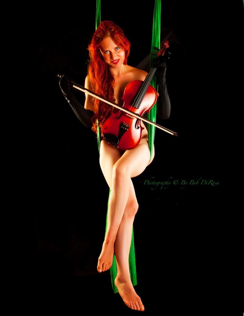 NH Jul 15, 2012 bob DiRosa ©2012 Lovin violin lessons