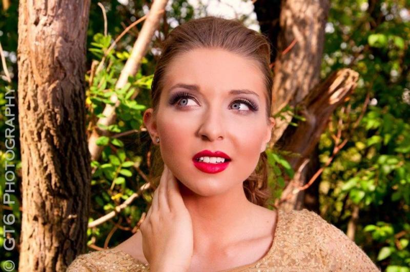 Female model photo shoot of Brittany Lynn Ballinger in Mason, Ohio