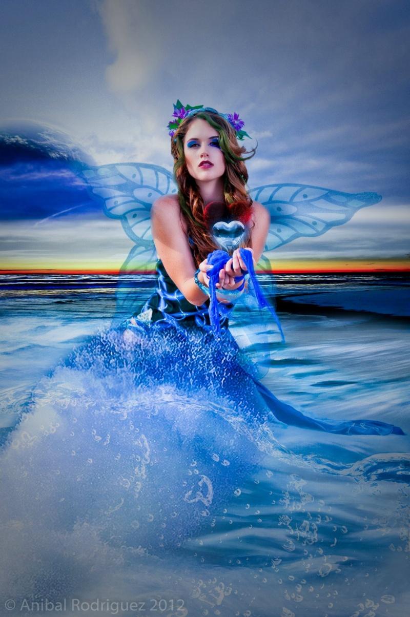 Jul 16, 2012 www.anibalrod.com Water Fairy