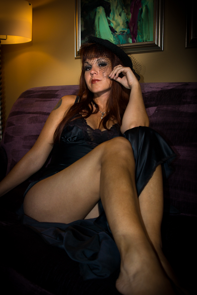 Female model photo shoot of Michelle Lakis by dvfilmer in Orlando, FL