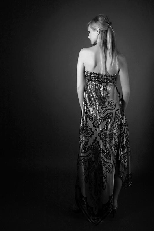 Female model photo shoot of BBTina