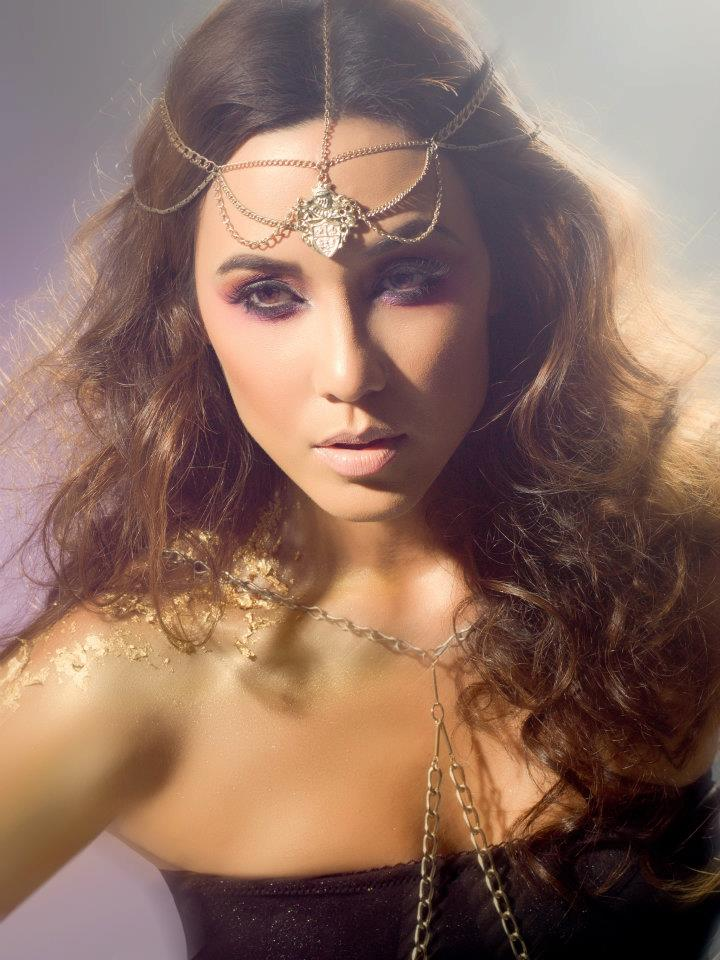 Female model photo shoot of Mixed Model 007 by Efren Beltran  in Long Beach Sacro Studios