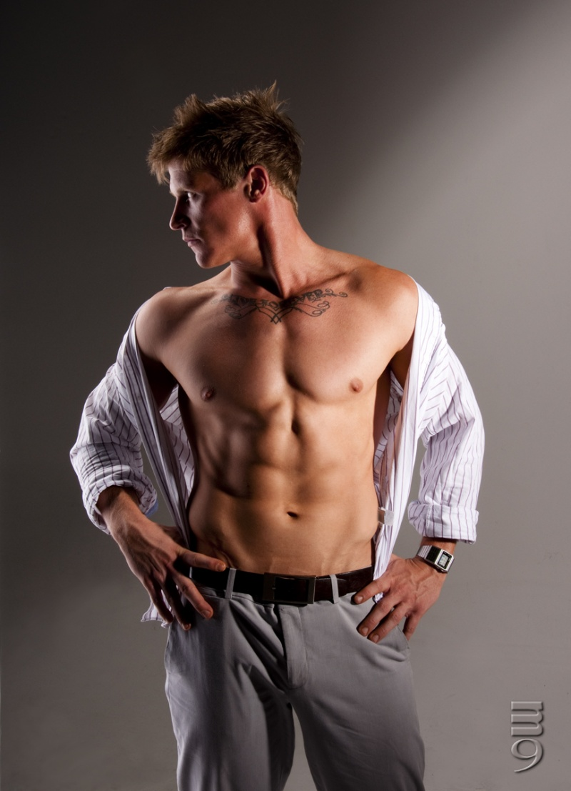 Male model photo shoot of Marcus Nyne and Kyle Anthony Bogucki