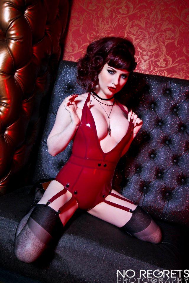 Phoenix, AZ Jul 19, 2012 No Regrets Photography latex: vital vein, makeup: natasha stamper