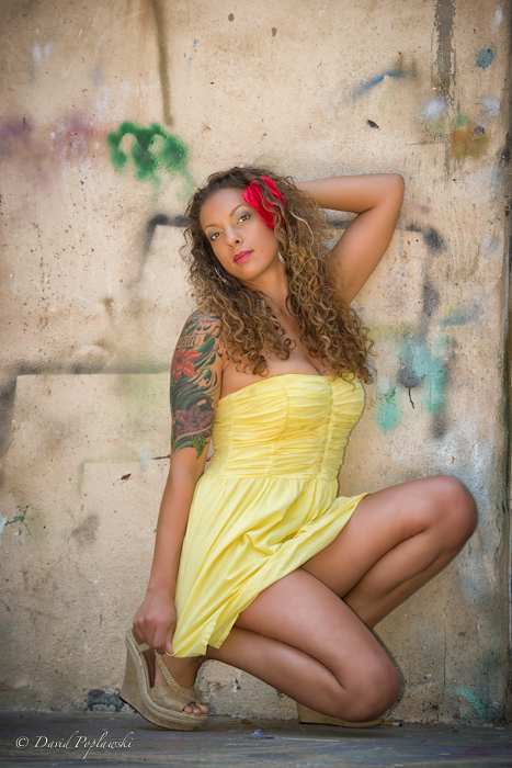 Female model photo shoot of Rebella