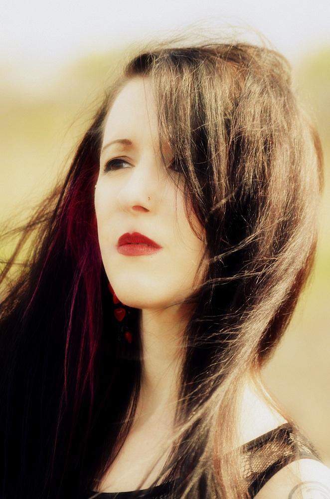 Female model photo shoot of Ella de Vil