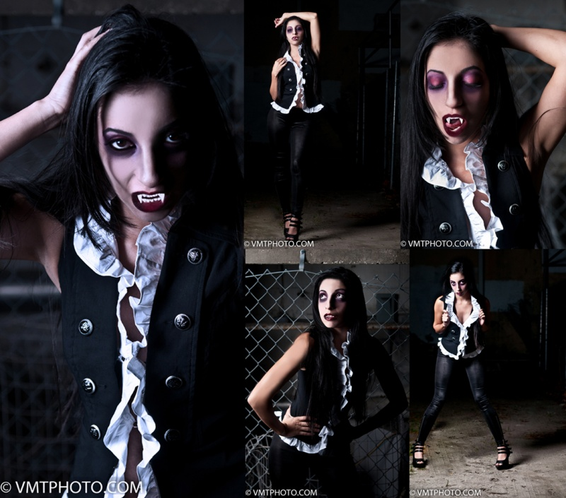 Jul 23, 2012 Photographer: VMTphoto Makeup Artist: Brittany Striplin Model: C. Sommer Pale Moonlight