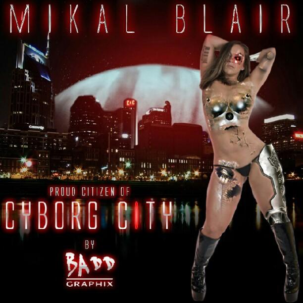 Tennessee Jul 23, 2012 Proud Citizen of #CyborgCity